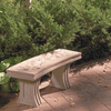 Concrete Bench - Family Handyman Shop