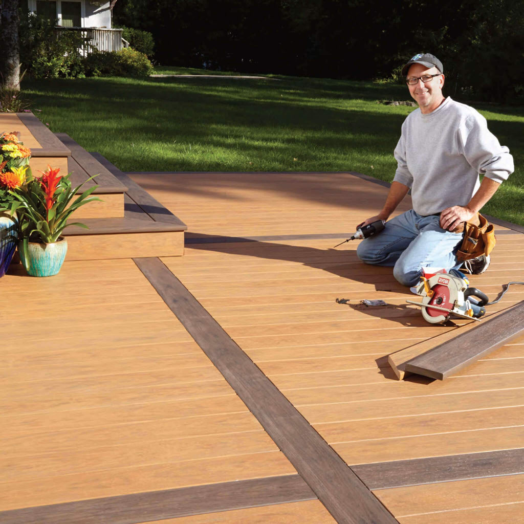 Deck a Patio - Family Handyman Shop