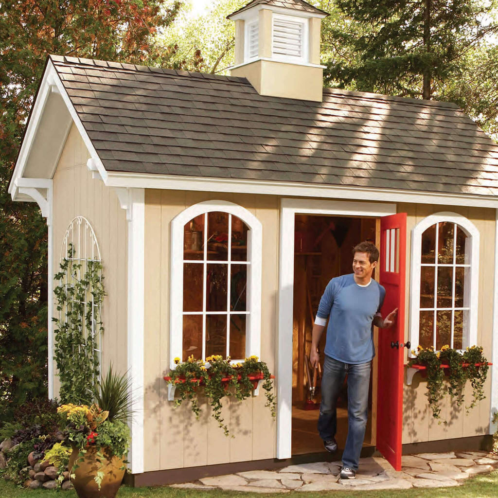 Dollar Savvy Shed