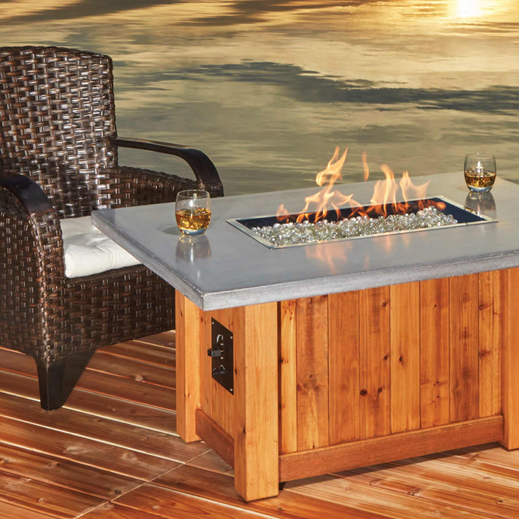 Fire Table - Family Handyman Shop