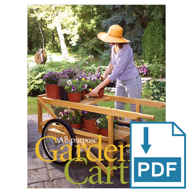 All-Purpose Garden Cart