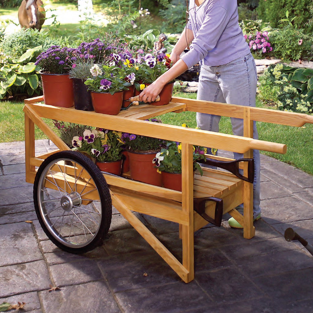 All-Purpose Garden Cart - Family Handyman Shop