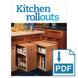 Kitchen Rollouts - Family Handyman Shop