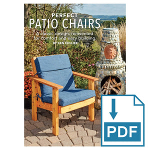 Patio Chairs - Family Handyman Shop