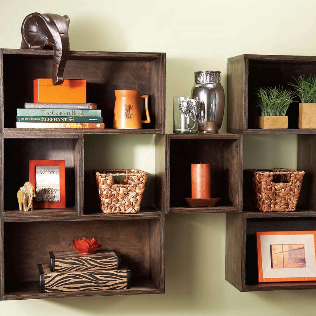 Simple Box Shelves - Family Handyman Shop
