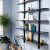 Suspended Bookshelves - Family Handyman Shop