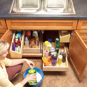 Undersink Storage - Family Handyman Shop