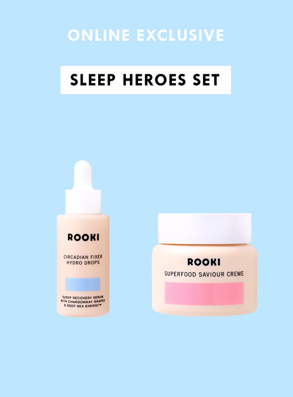 Sleep Heroes Set (worth 147 SGD)