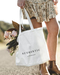 AUTHENTIC TOTE