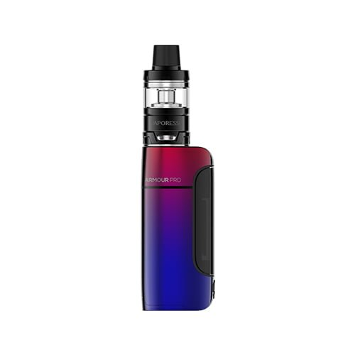red blue armour pro by vaporesso, armour pro vaporesso