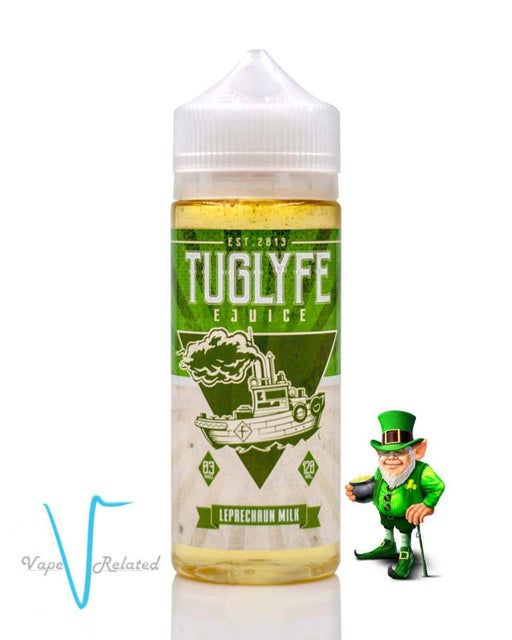 leprechaun milk australia. Sweet cereal vape juice. Fruit loop flavour vape e juice.