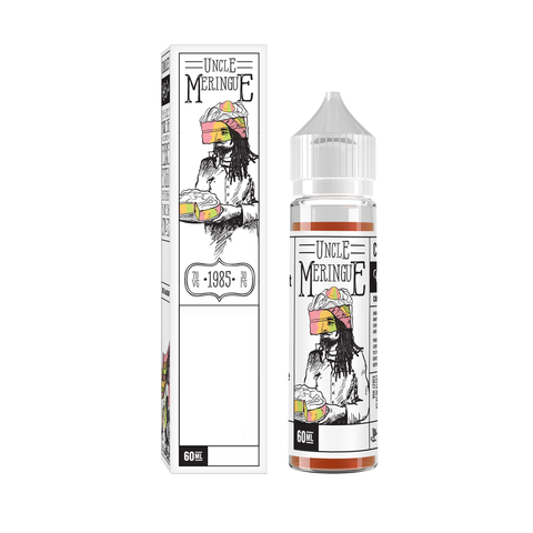 Uncle Meringue by Charlies Chalk Dust E Juice Australia Brisbane Vape Related Best Price