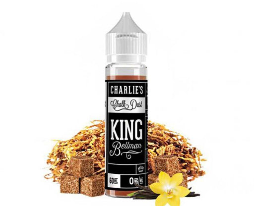 King Bellman by Charlies Chalk Dust E Juice Australia Brisbane Vape Related Best Price
