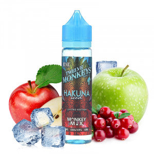 Iced Hakuna by Twelve Monkeys Iceage 12 Monkeys E Juice Australia Brisbane