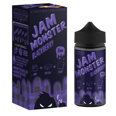 Blackberry Jam Monster E Juice Australia Brisbane Vape Related Best Price