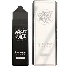 Silver Tobacco Series Nasty E Juice Australia Brisbane Vape Related Best Price