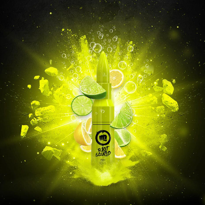 Riot Squad Australia. Lemon and Lime e juice Sublime. Online in store brisbane