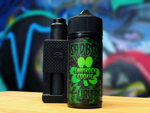 sad-boy-shamrock-cookie-100ml-ejuice