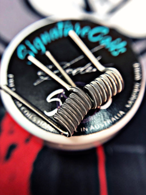best dual alien coils; best handmade coils for rebuilables; best handmade coils for rda,rta,rdta