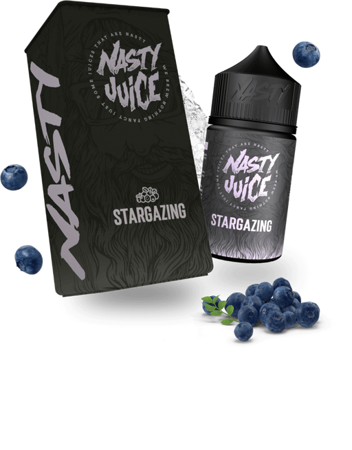 stargazing nasty juice berry series Australia. Best Price Online. Brisbane Vape shop online. Fruit e juice