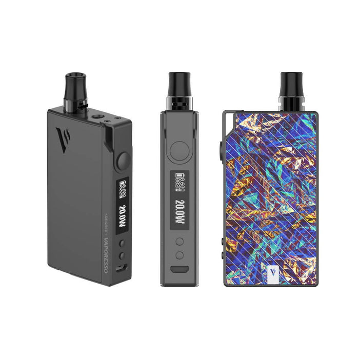vaporesso degree pod blue starter kit-vaperelated-australia-brisbane