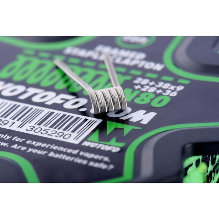 Wotofo Framed Staple Clapton 20ft Wire