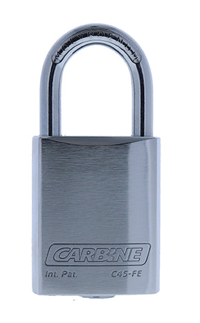 Carbine 45mm Steel Padlock