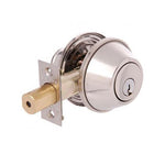 BRAVA - DEADBOLT DOUBLE CYLINDER (LW4 LOCKWOOD KEYWAY)