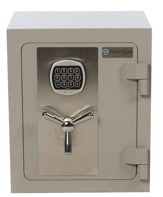 Platinum - Home / Office Digital Cash & Fire Protection safe (Medium)