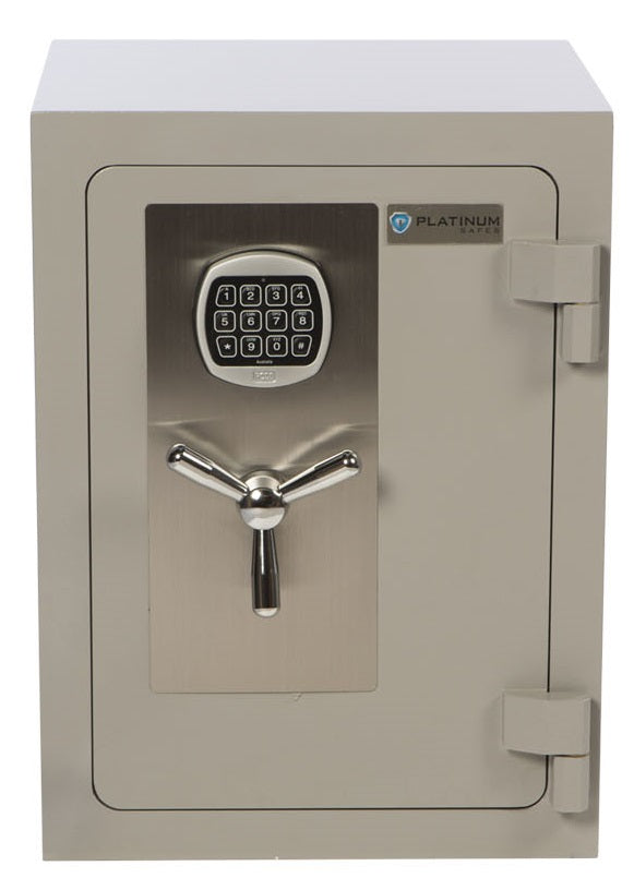 Platinum - Home / Office Digital Cash & Fire Protection safe (Large)