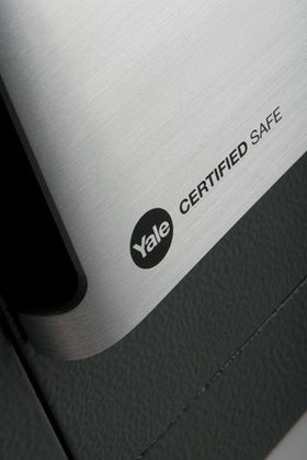 Yale Safe Certified Digital Safe Box Professional (Large)