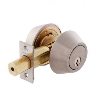 BRAVA URBAN - DEADBOLT TE2 GAINSBOROUGH KEYWAY ( DOUBLE CYLINDER )