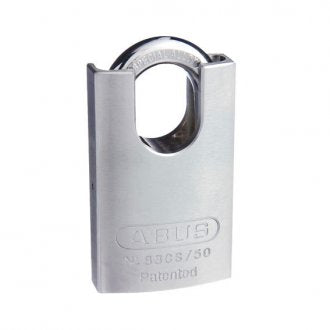 Abus Commercial Padlock 83/50 Closed Shackle