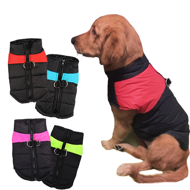 Waterproof Dog Clothes