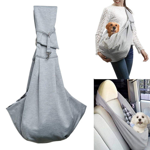 Double Face Bag Dog Carrier