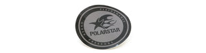 "PolarStar Vinyl Sticker, 3"" Round Die-Cut"