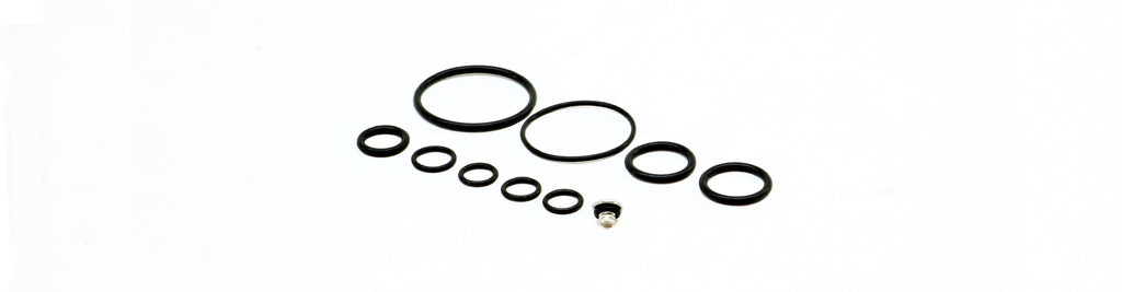 Complete O-Ring and Screw Set, JACK (MP7 Excluded)