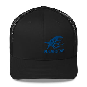 Polarstar Trucker Hat 3d Embroider