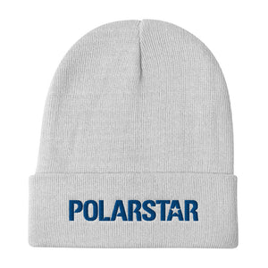 Polarstar Embroidered Beanie