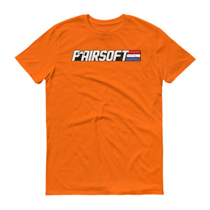 P* Airsoft RETRO logo Short-Sleeve T-Shirt