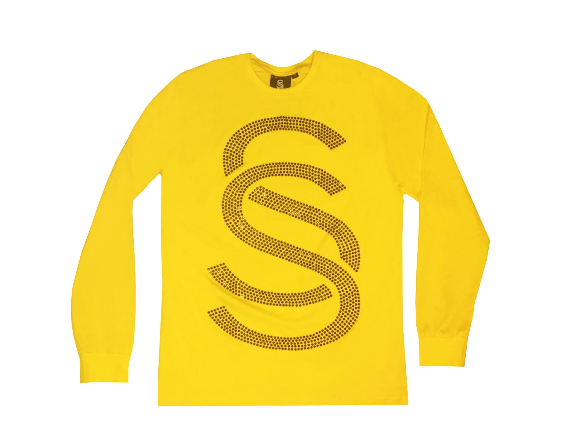 Classic yellow long sleeves