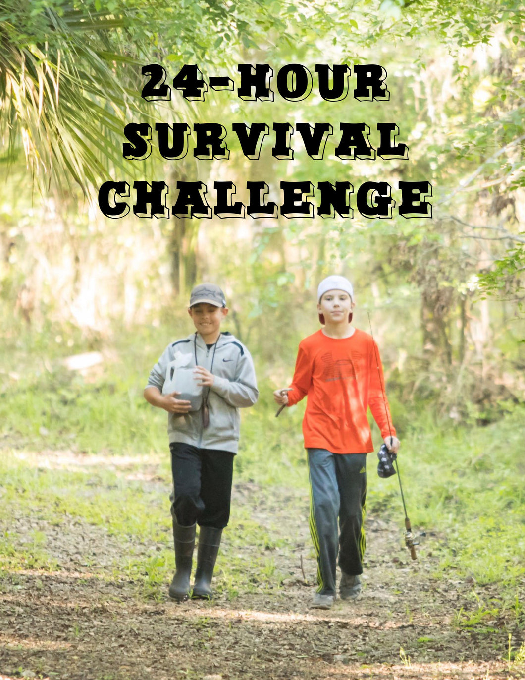 24 Hour Survival Challenge DOWNLOAD ONLY