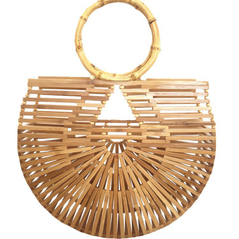 Portable bamboo bag mooodencom