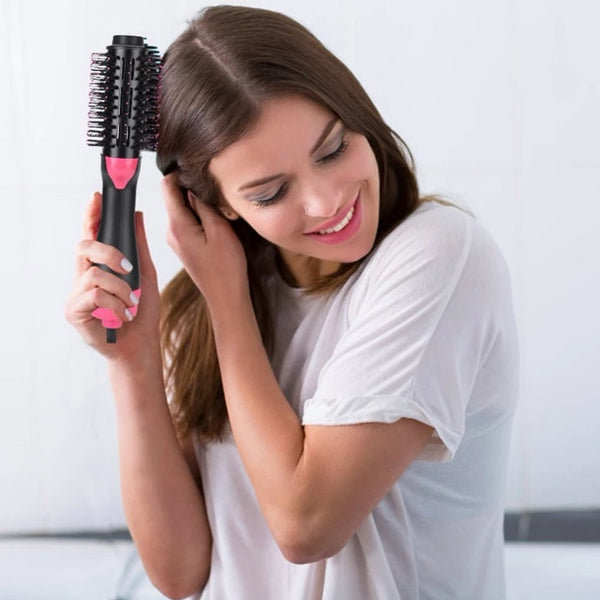 All New 2in1 Blowdry and Hairbrush