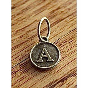 Alphabet charms - Little Prairie Girl