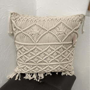 Boho pillow - Little Prairie Girl