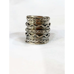 Cuff rings - Little Prairie Girl