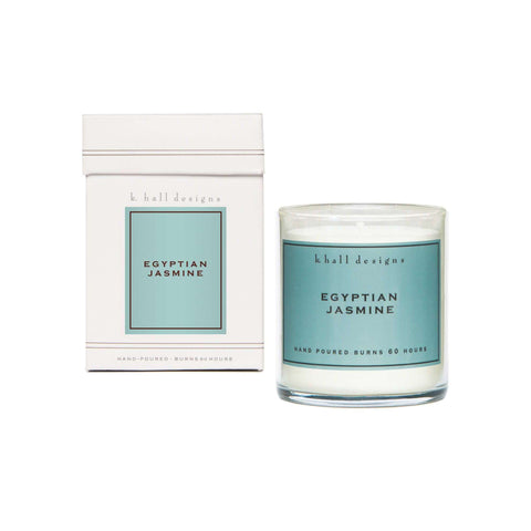 Egyptian jasmine candle - Little Prairie Girl