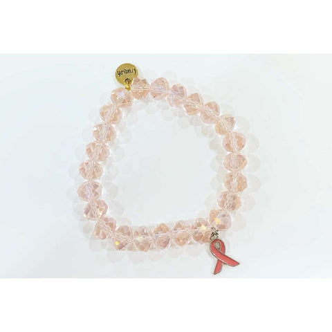 Erimish breast cancer bracelet - Little Prairie Girl