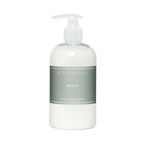 Milk hand lotion - Little Prairie Girl